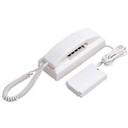 画像1: 【アイホン】共通線式同時通話インターホンYAZ(3通話路式卓上型親機)[YAZ-90-3AW]